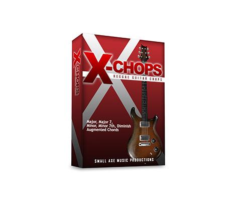 X-Chops - Reggae Guitar Chops - Tropical Samples